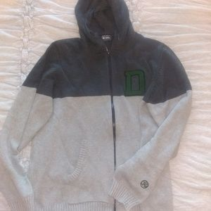 """D"" Sweater fits size M/2XL"